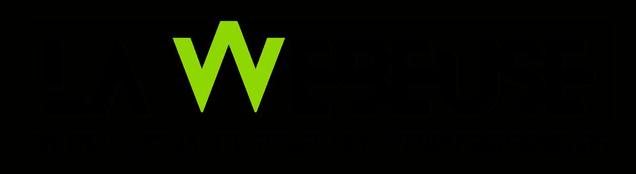 logo La Webeuse