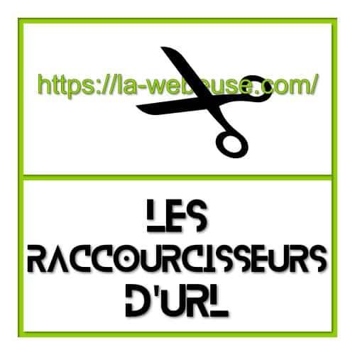 Raccourcisseurs d'URL