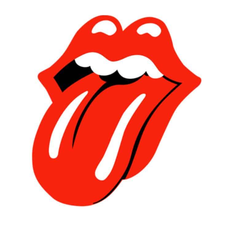 logo dessin Rolling Stone