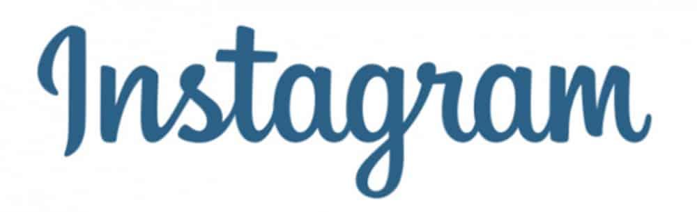Logo Typo Instagram