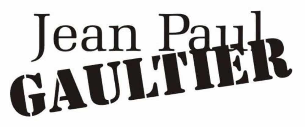 Logo Typo Jean Paul Gaultier