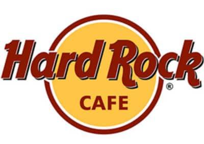 Logo Vintage Hard Rock Café