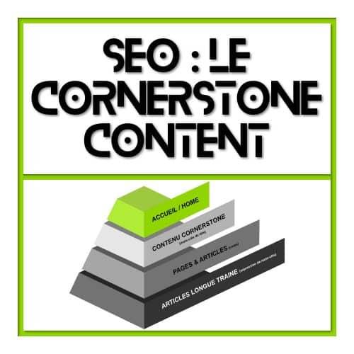 La pyramide SEO - Cornerstone Content