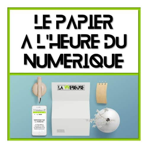 Un flyer pour promovoir son business