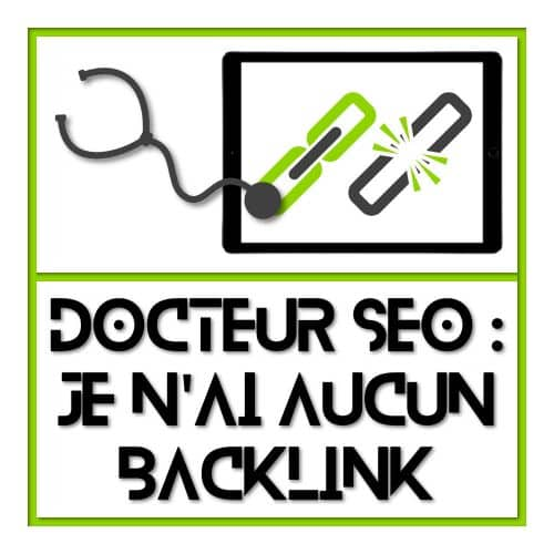 Site WordPress sans backlink - SEO