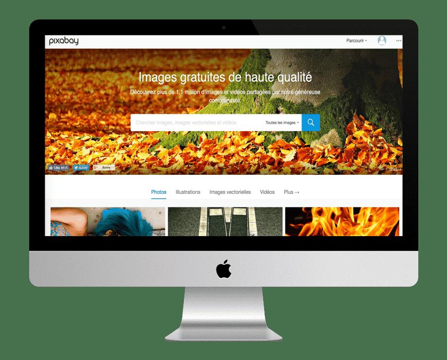 Pixabay - images et vidéos gratuites