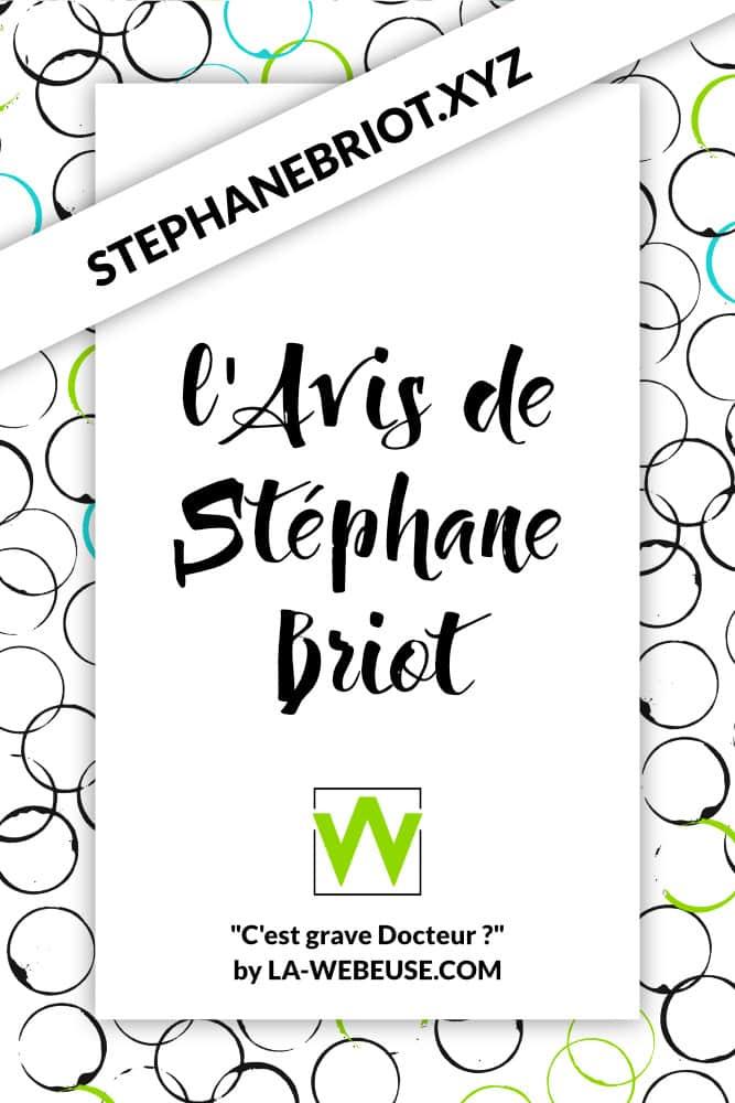 Pourquoi mon blog ne marche pas - l'avis de Stéphane