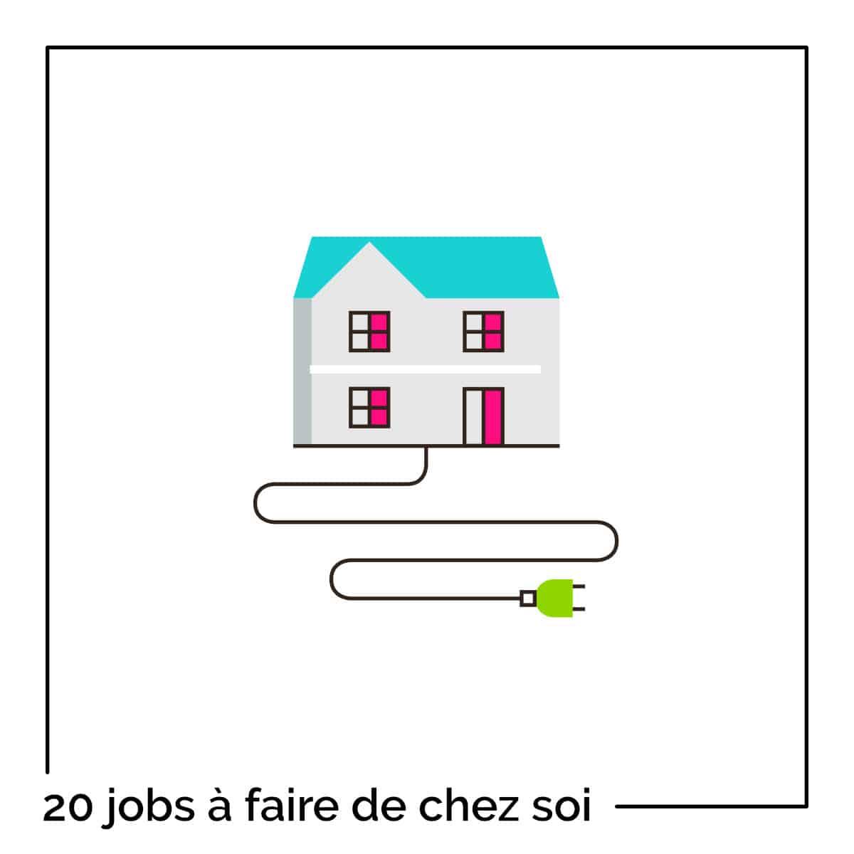 Travail à domicile : 20 idées pour devenir Freelance Web