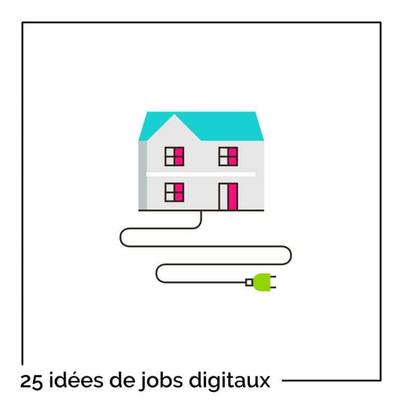 Travail à domicile : 25 idées pour devenir Freelance Web + dossier complet !