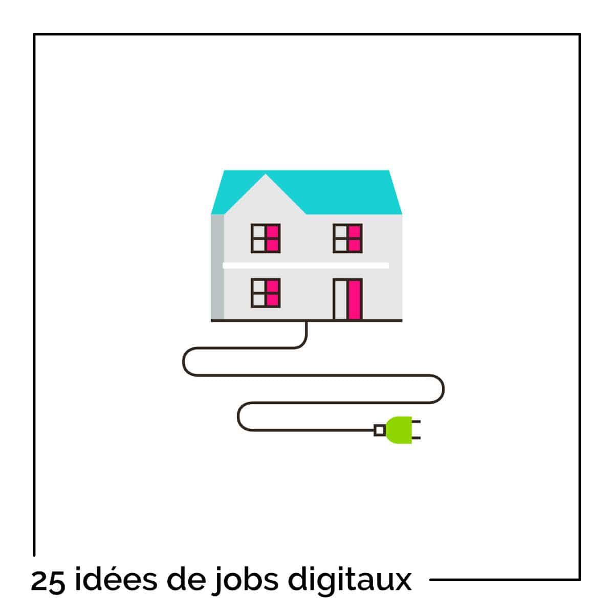 25 jobs digitaux en 2021