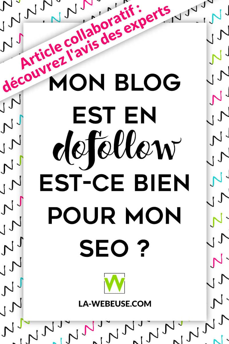 Blog dofollow - nofollow