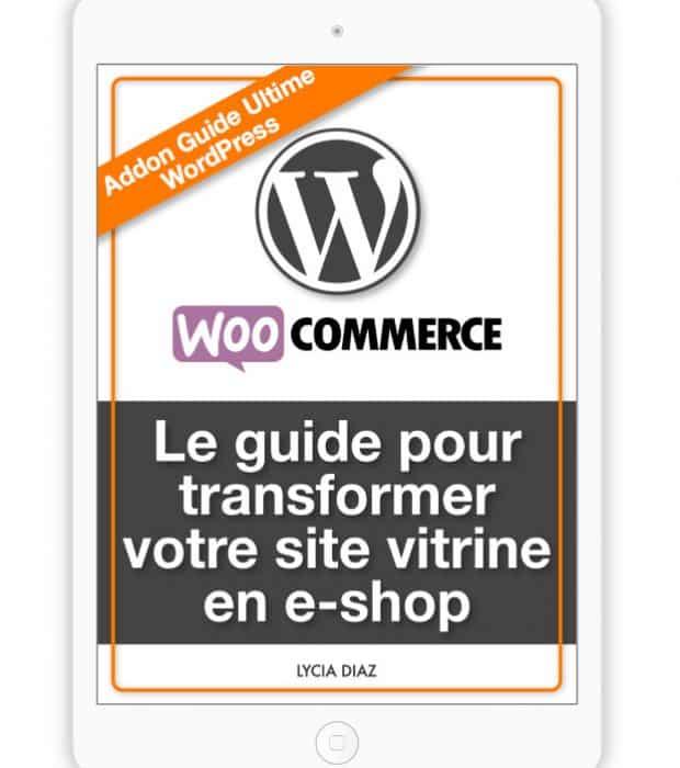 L'ebook aditionnel pour créer sa boutique en ligne avec WordPress