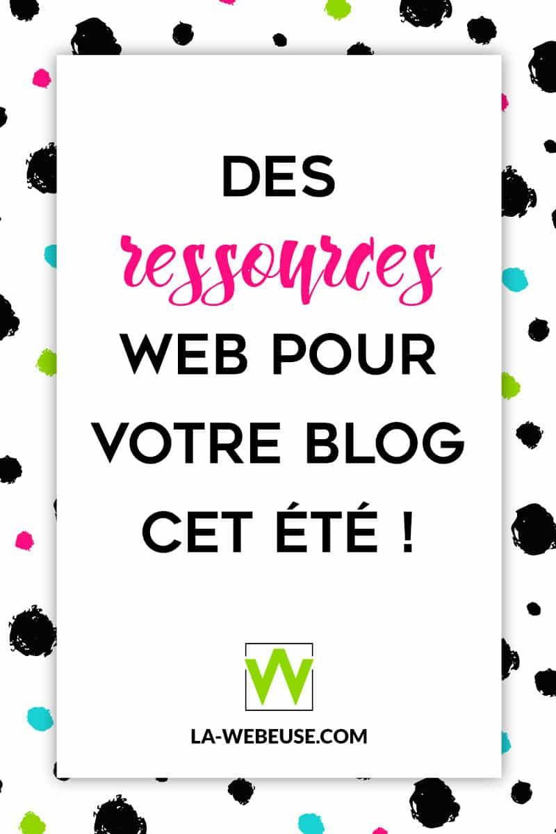 Des ressources web estivales pour votre blog