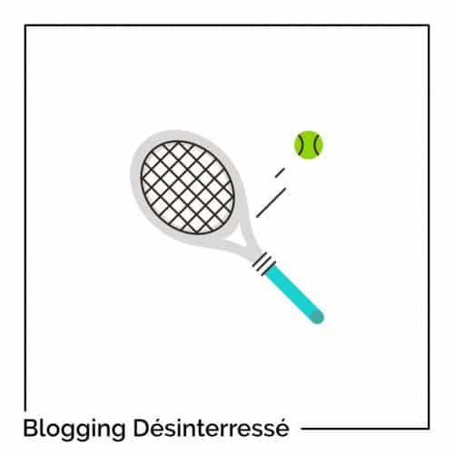 Bloggin désinterressé