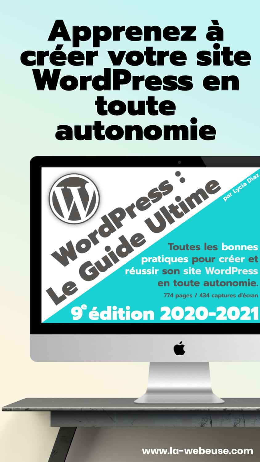 Ebook WordPress en PDF