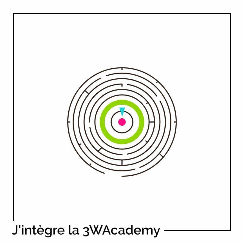 J'intègre la 3W Academy