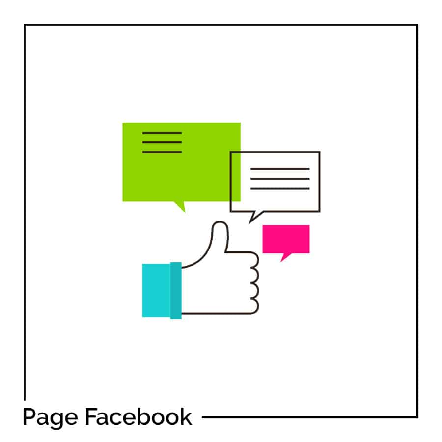 Je n'ai pas besoin d'un site web : j'ai une page Facebook !