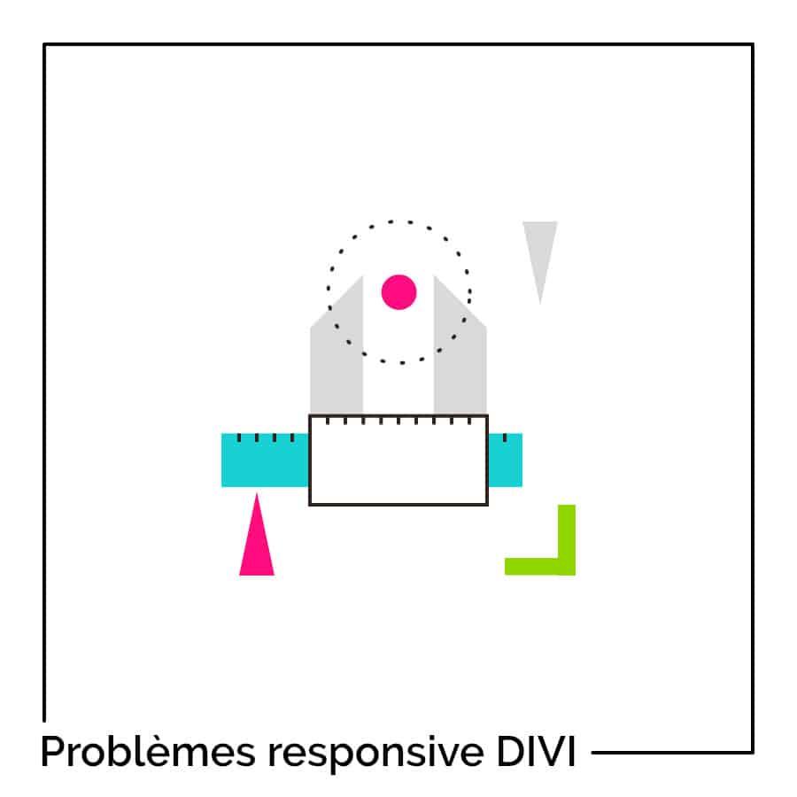 Problème de responsive avec le thème WordPress DIVI