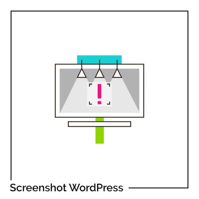 Screenshot pour theme enfant WordPress