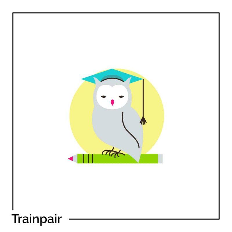 Trainpair formation en ligne