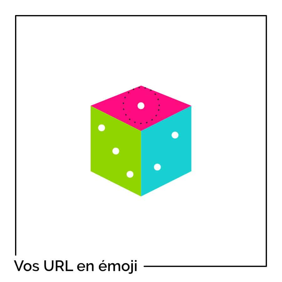 Vos URL en Emoji
