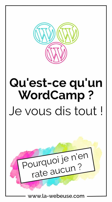 Qu'est-ce qu'un WordCamp ?