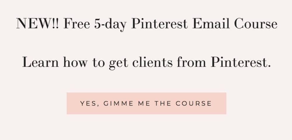 Les cours par email sont en vogue. C'est un freebie qui converti bien