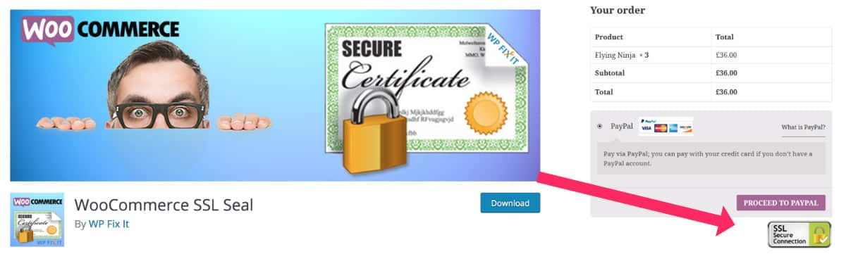 plugin secure ssl woo