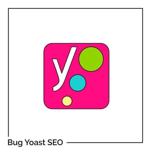 le bug Yoast SEO