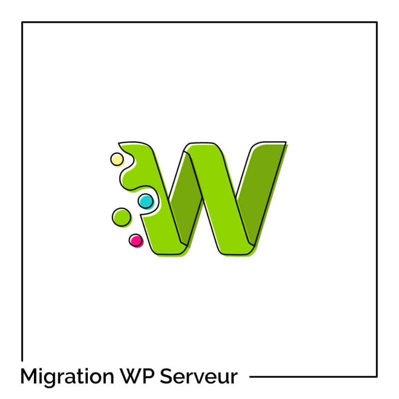 migration WP Serveur