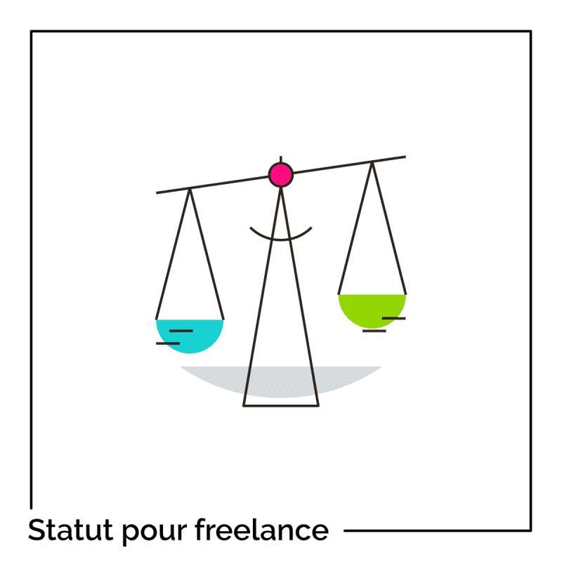 Quel statut pour devenir Freelance