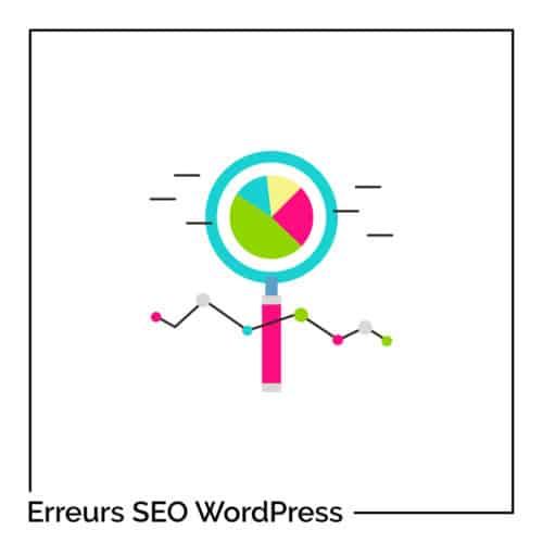 erreurs SEO WordPress