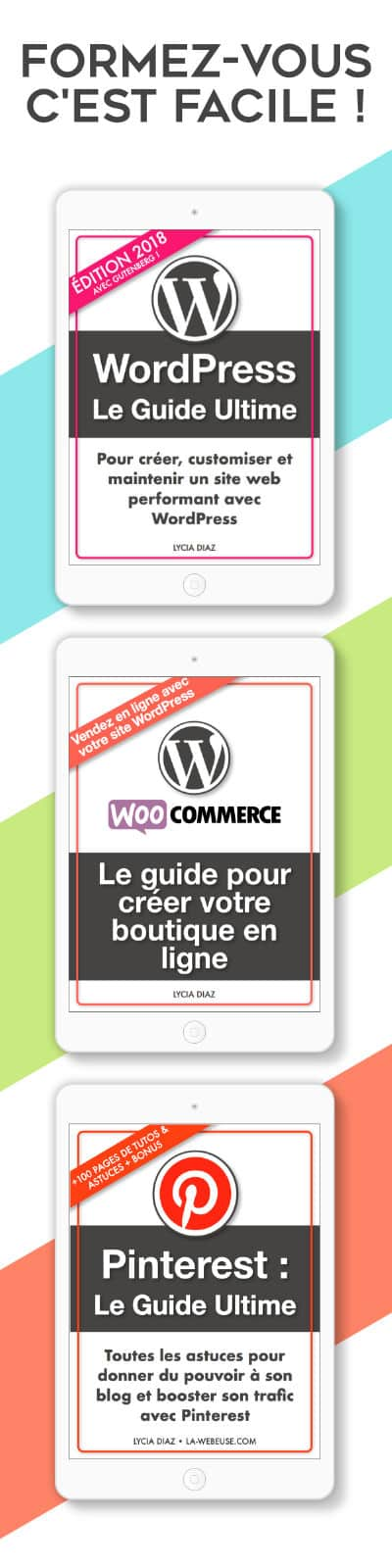 Ebooks PDF WordPress WooCommerce