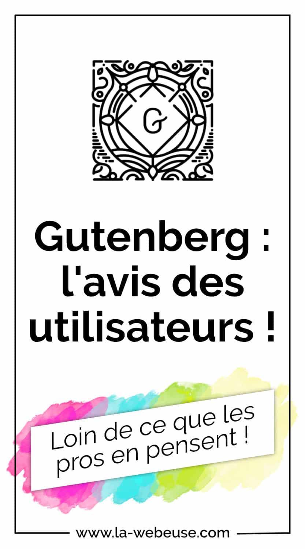 Gutenberg Pinterest
