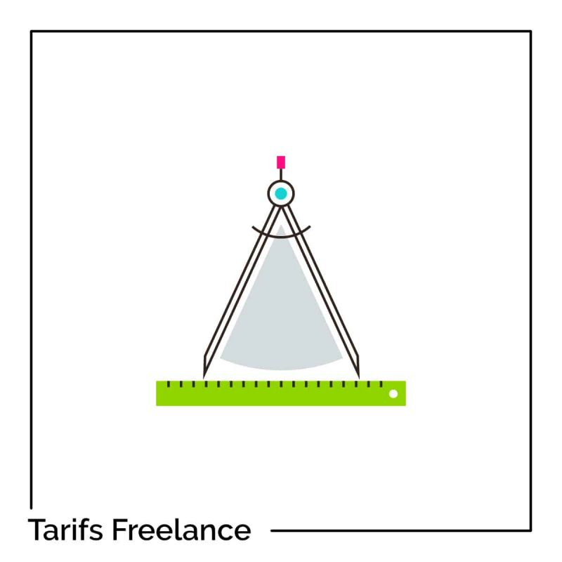 définir tarifs freelance web
