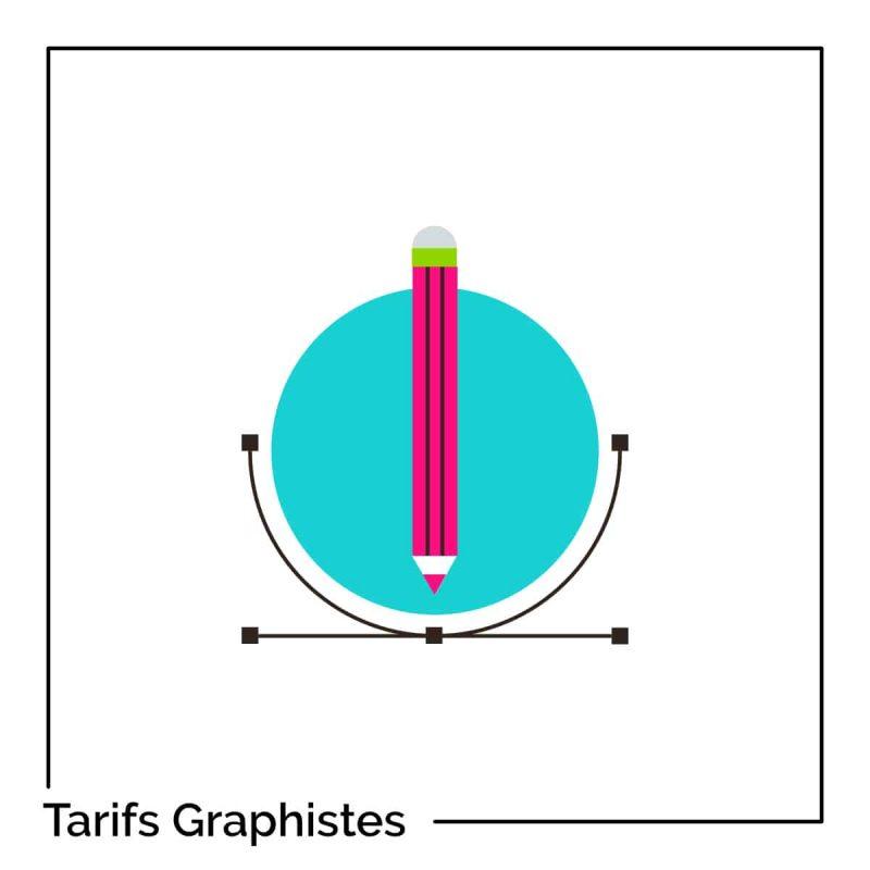 définir tarifs graphiste
