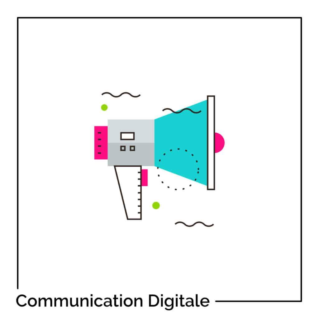 la communication digitale - version featured