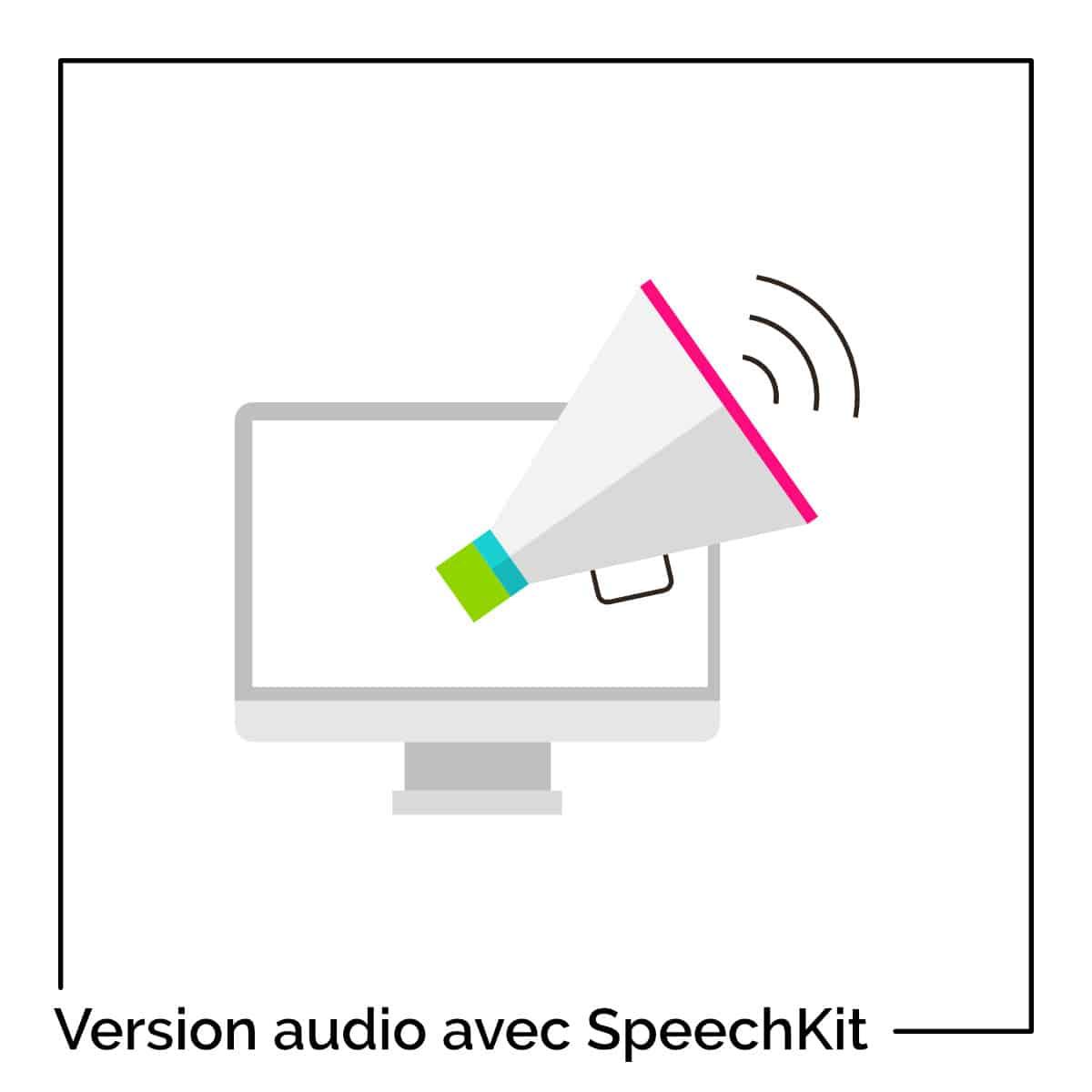 SpeechKit : un plugin pour proposer une version audio de vos articles et améliorer l'accessibilité de votre site