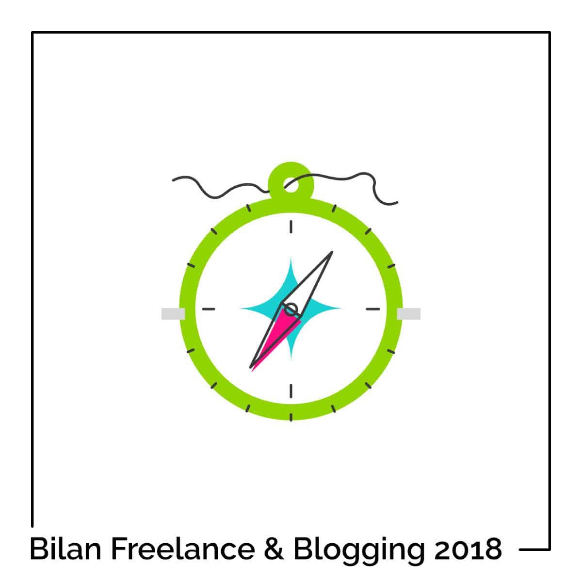 Le bilan freelance et blogging 2018 de La Webeuse