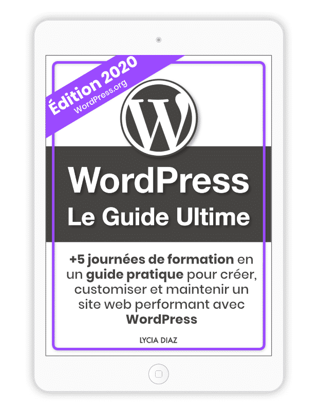 WordPress 2020 en PDF