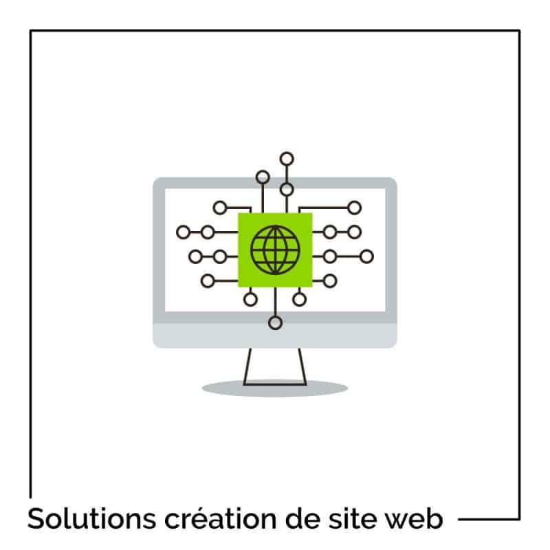 quelle solution choisir pour la creation d'un site web