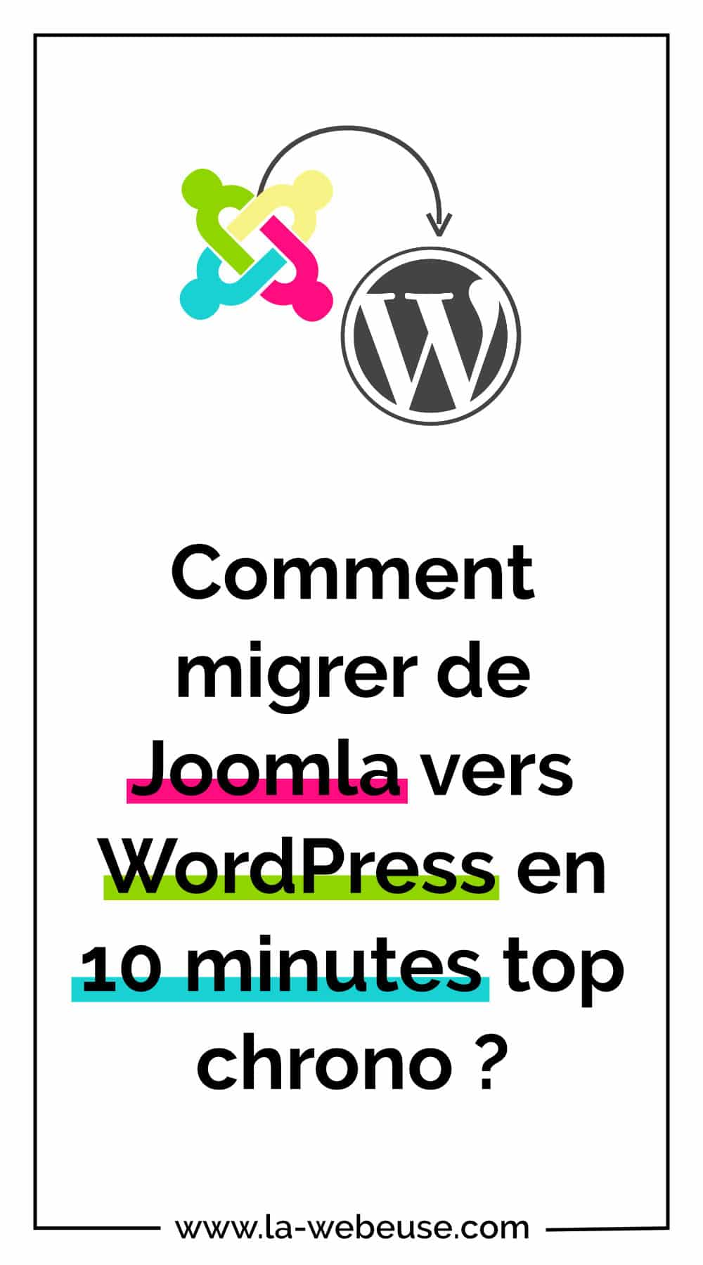 Migrer de Joomla vers WordPress facilement