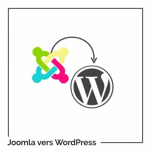 Migrer de Joomla vers WordPress