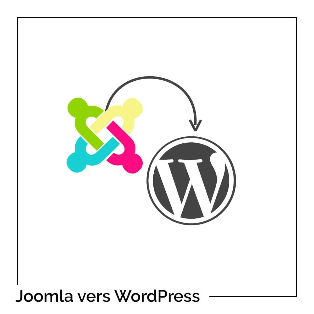 Comment migrer de Joomla vers WordPress en 10 minutes ?