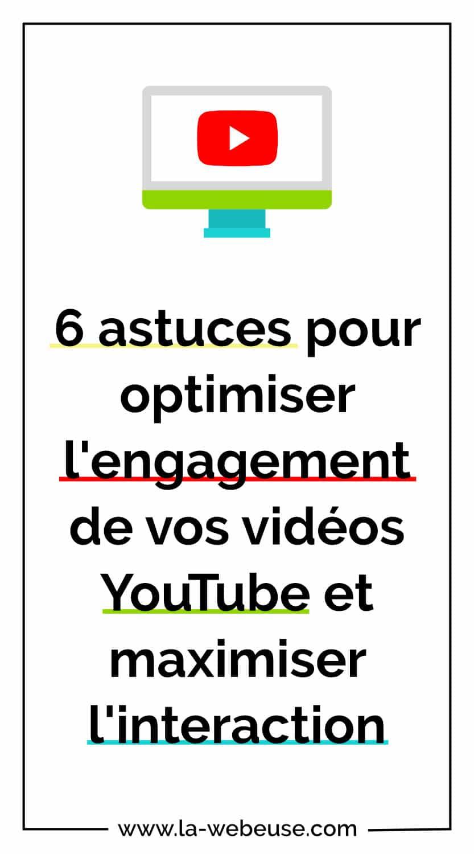 Optimiser vidéos YouTube