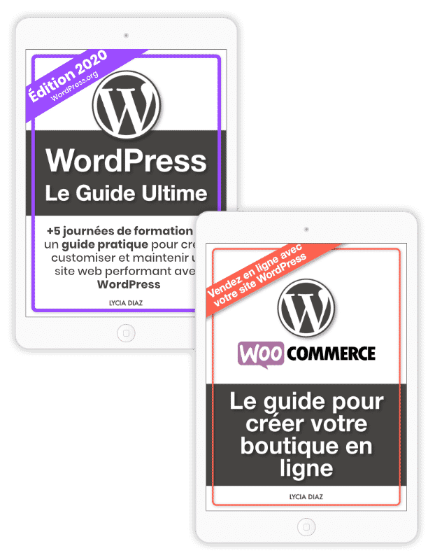 Ebook pack business : WordPress + WooCommerce