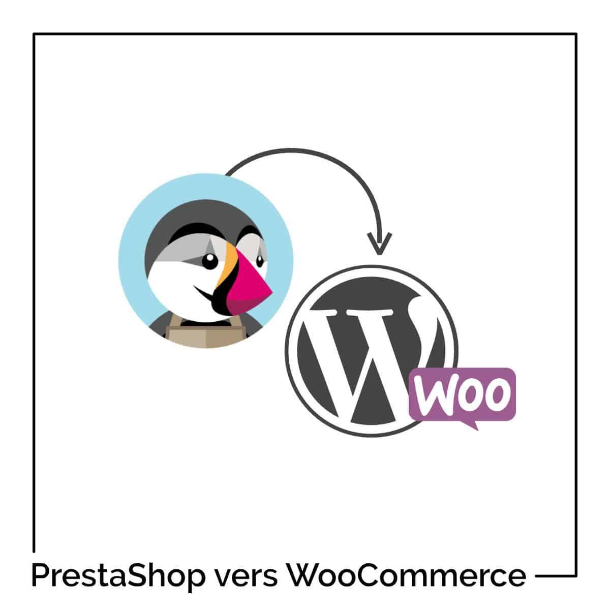 Migrer de PrestaShop vers WooCommerce en quelques clics !