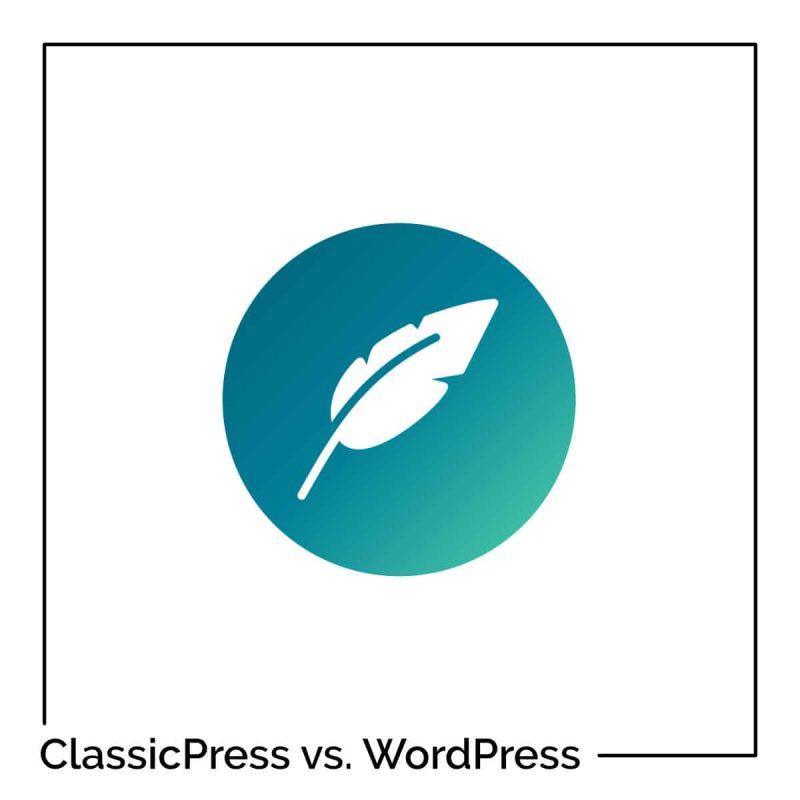 ClassicPress : le test