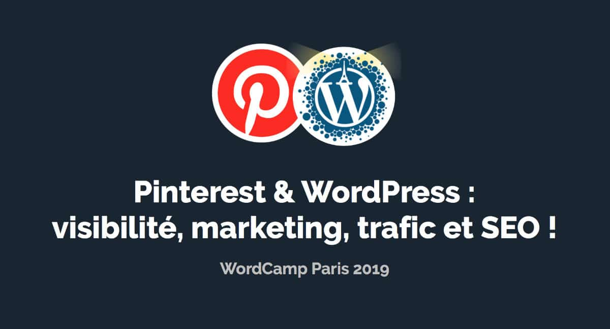 Pinterest et WordPress