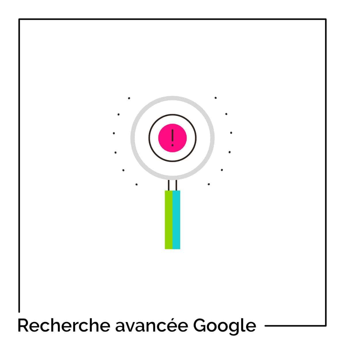 commandes de recherche Google
